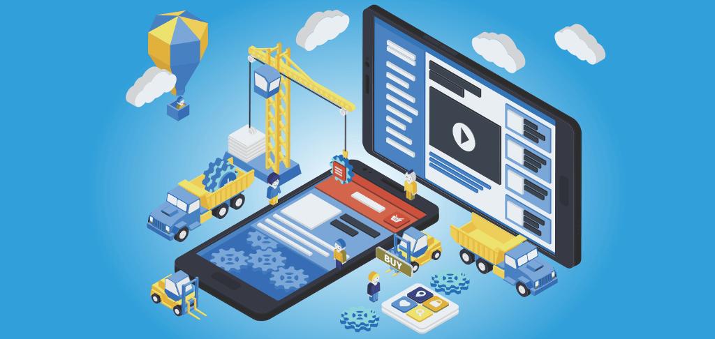 Hybrid-App-Entwicklung